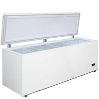 Морозильный ларь Бирюса 680KDQ с глухой крышкой